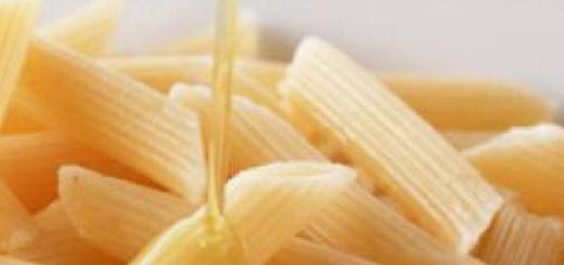 pasta olio
