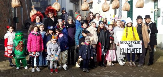 Treville carnevale foto gruppo