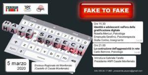 Fake to Fake locandina