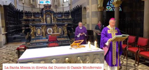 vescovo messa domenica