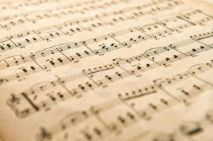 musica spartiti