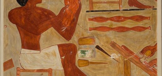 sandali Egitto