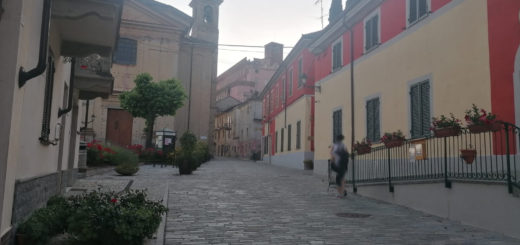 San Giorgio centro paese