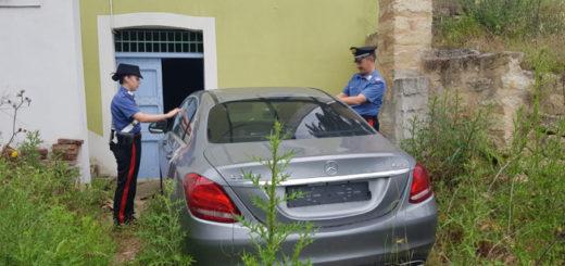 Il Comandante della Stazione Carabinieri di Vignale M.to (Al) – Mar. Ca. Massimiliano FARACO