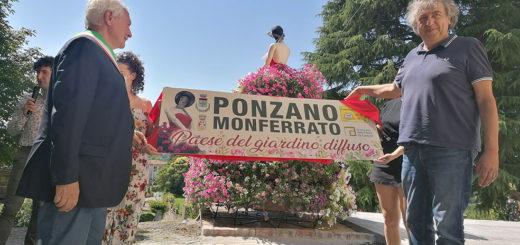 Inaugurazione Ballerina del Monferrato