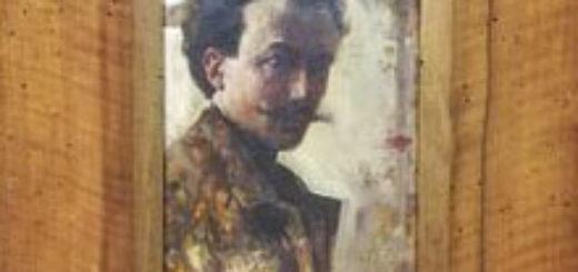 Luigi Onetti, 1896, Autoritratto