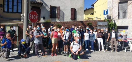 Trekking castelli bruciati con le donne del Monferrato Tourist