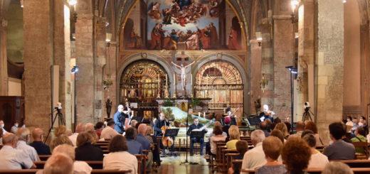 Concerto Accademia Bizantina Santuario di Crea