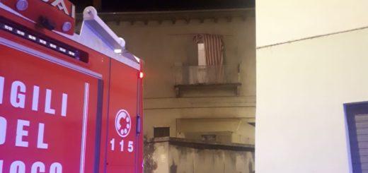 Vigili del Fuoco via Saletta
