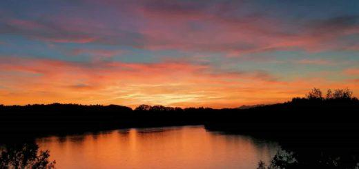 fiume Po foto Bertozzi