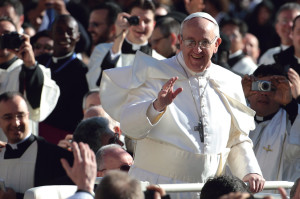 Prima - Papa Francesco