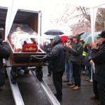 L'arrivo dell'urna con le reliquie di San Giovanni Bosco a Borgo San Martino