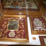 Mostra allestita nella tensostruttura dell'Oratorio del Valentino in occasione della peregrinazione dell'urna con le reliquie di San Giovanni Bosco