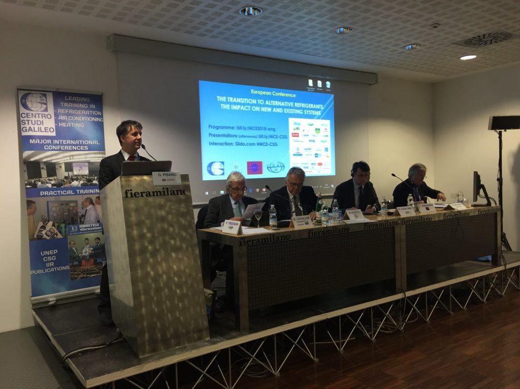 Intervento di Marco Buoni, Vicepresidente Area, Segretario Generale Atf e Direttore del Centro Studi Galileo al Convegno Europero