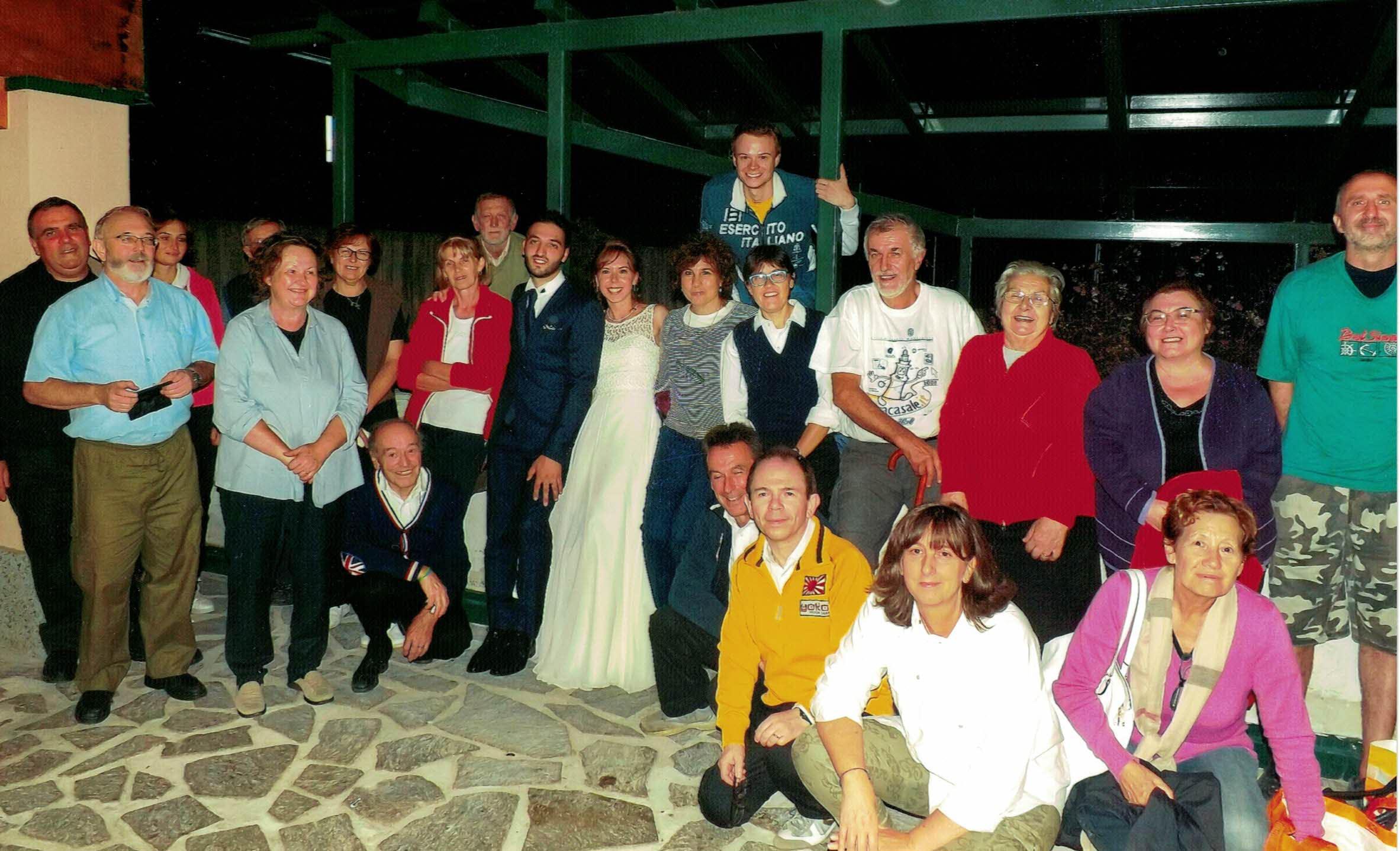 Il gruppo Monferrato per le Ande