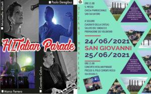 HITalian Parade e LOCANDINA Ozzano